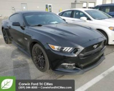 2017 Ford Mustang GT Premium Fastback