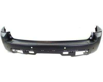 Bumper Cover Facial Rear Primered Honda Pilot 09-11 Ho1100256 04715szaa80zz