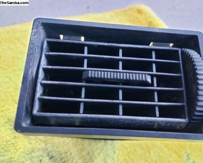 Porsche 914 side air vents good condition.