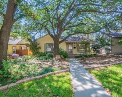 4117 Curzon Ave, Fort Worth, TX 76107 3 Bedroom Apartment