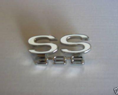 69 Chevelle Ss 396 Rear Emblem