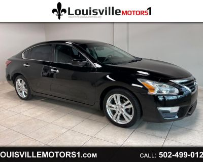 Used 2013 Nissan Altima 4dr Sdn V6 3.5 S