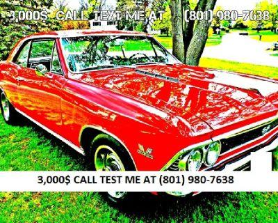 "1966 Chevrolet Chevelle 468 Big Block ""SS"""
