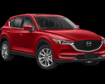 New 2021 Mazda CX-5 Grand Touring Reserve AWD