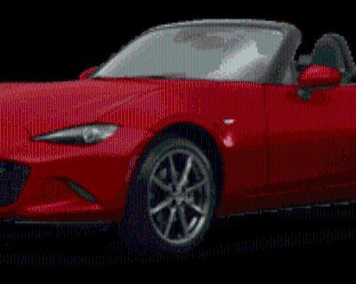 2016 Mazda MX-5 Miata Grand Touring Automatic