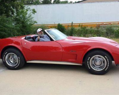 1973 Chevrolet Corvette Convertible 454 LS4