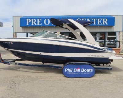 2012 Regal Bowrider 2500