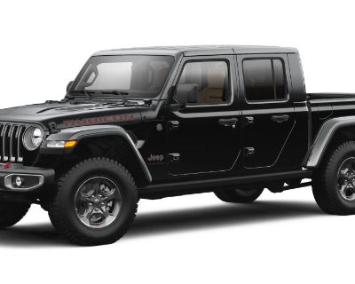 New 2021 JEEP Gladiator Rubicon With Navigation