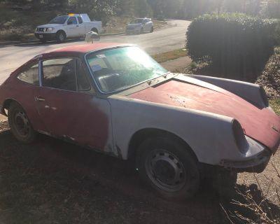 1965 Porsche 912 a no-kidding barn find