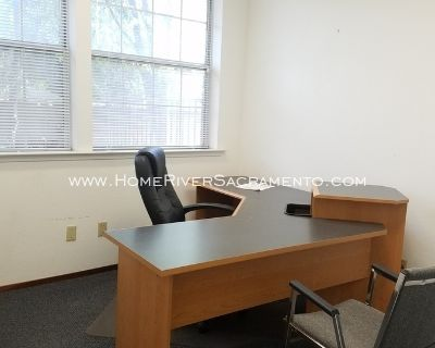 Furnished Office Suite! New paint, No CAMS! $500/Month