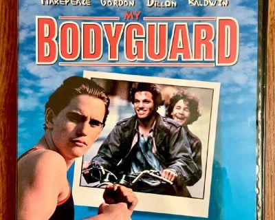 """""""My Bodyguard""""Dvd- Chris Makepeace, Matt Dillon, AdamBalwin"""