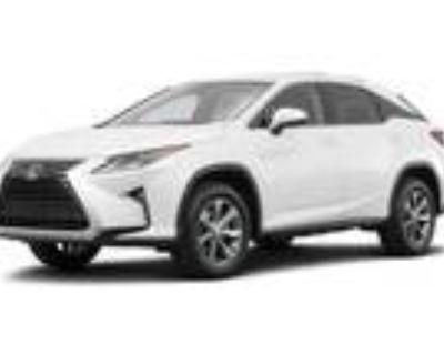2019 Lexus rx 350 White, 32K miles