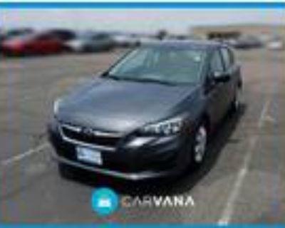 2019 Subaru Impreza Gray, 1099 miles