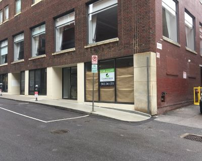 Farragut Building | Downtown Street Level Office on Clinch Ave.