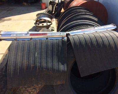 Tractor Mud Flaps
