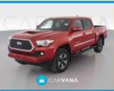 2018 Toyota Tacoma Red, 33K miles