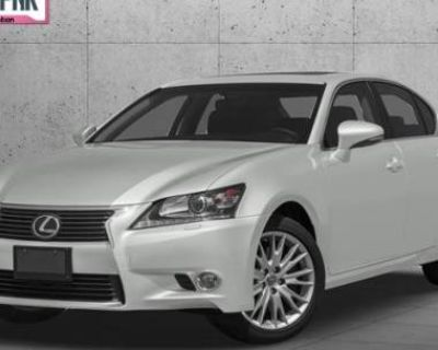 2015 Lexus GS GS 350