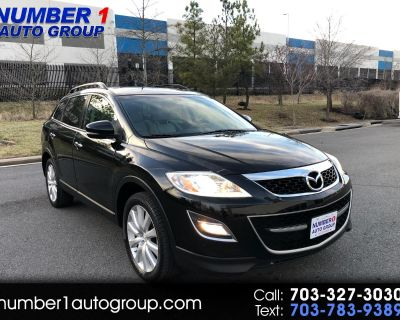 Used 2010 Mazda CX-9 Grand Touring 4WD
