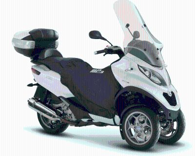 2016 Piaggio MP3 500 Business ABS Scooter West Chester, PA