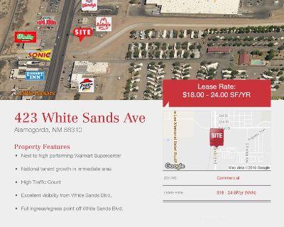 Build To Suit, High Traffic Near Walmart