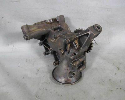 Damaged Bmw M60 M62 V8 Engine Oil Pump Drive W Sprocket 1994-2003 Used Oem