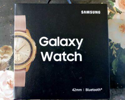 Samsung Galaxy 42mm Watch - Rose Gold