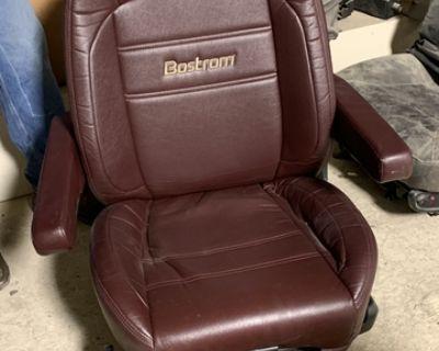 Semi Airride seat