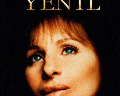 "BARBARA STREISAND  ""YENTL"" ORIGINAL MOTION PICTURE (LP) SOUNDTRACK"