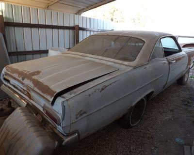 1966 Mercury Comet car and parts