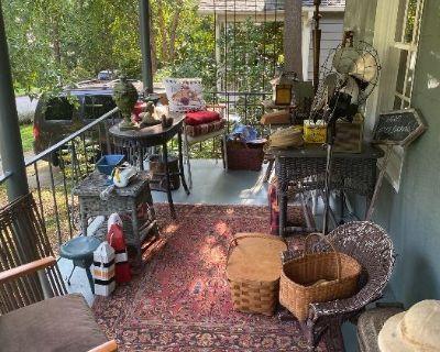 Interior Designer is Moving Estate Sale