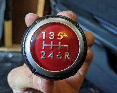 Virginia - STi shift knob