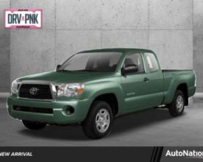 2010 Toyota Tacoma Access Cab I4 4WD Manual