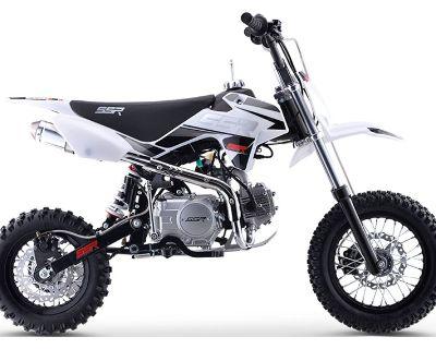 2021 SSR Motorsports SR110DX Motorcycle Off Road White Plains, NY