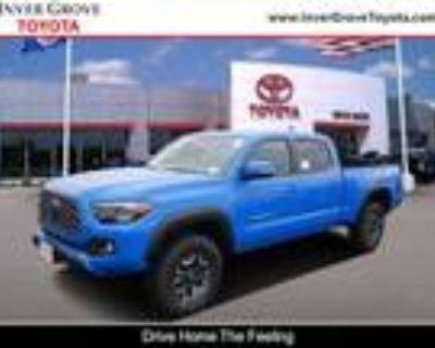 2021 Toyota Tacoma Blue