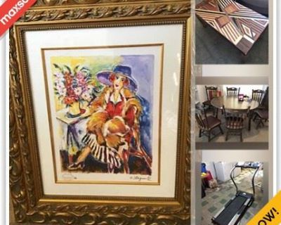 Silver Spring Moving Online Auction - Jennings Road