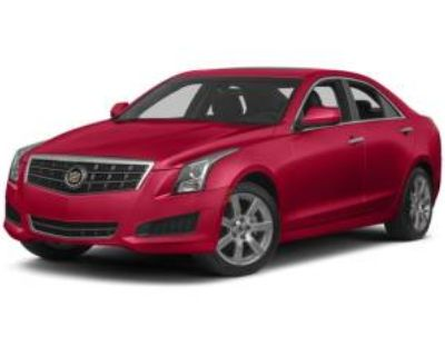 2014 Cadillac ATS Performance Sedan 2.0T RWD