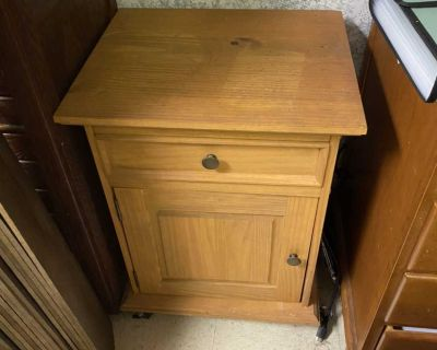 Small end table or nightstand
