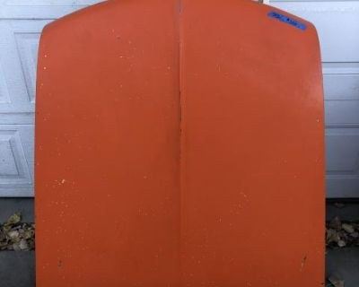 Type 3 front hood late 70-73