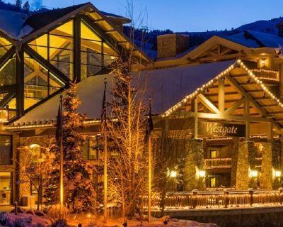 Utah!! 1 Bedroom at Luxury Mountain Resort! - Park City