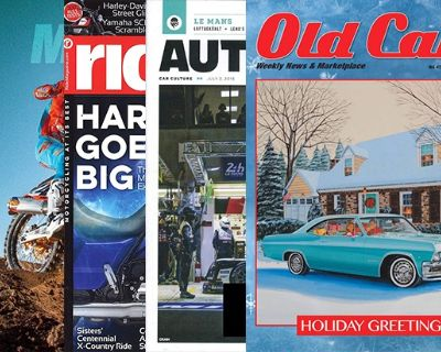 Get your favorite automotive/motorcycle/etc print mags for dirt cheap