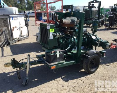 Bakercorp 4 in Centrifugal Trash Pump