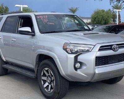 2020 Toyota 4Runner TRD Off Road