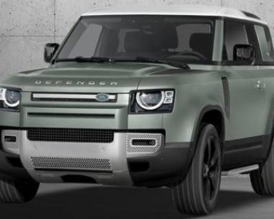 2022 Land Rover Defender X-Dynamic S