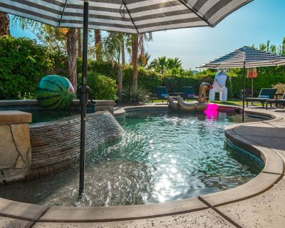 5BR Resort Style Entertainer w/ Pool, Spa & BBQ - Indio