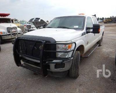 2015 FORD XL CREW CAB 4X4 Pickup Trucks Truck