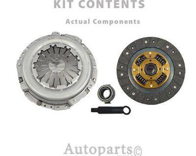 Seco Clutch Kit Khd82802 92-honda Prelude Si S 93 96 Vtec Si S 97 1 S