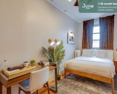 #153 Full room in Beacon Hill 4-bed / 1.0-bath apartment