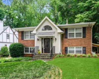 818 Courtenay Dr Ne #1, Atlanta, GA 30306 4 Bedroom Apartment