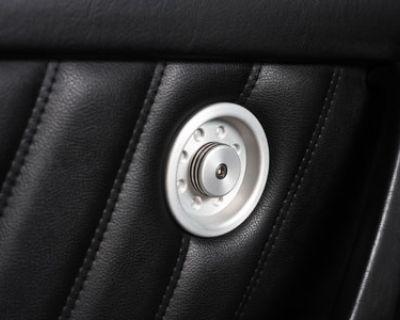 New Porsche 911 Billet Aluminum Door Lock / Knobs