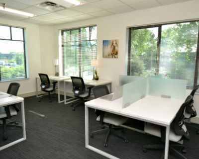 Team Working Private Office for up to 8 people, Boulder, CO